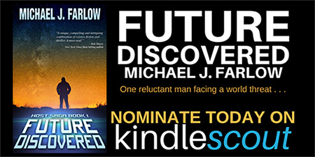 Nominate Future Discovered on kindlescout!