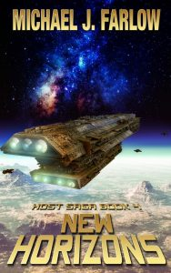 new horizons host saga book 4